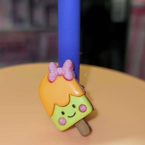 STRAW TOPPER CHARMS (SWEETS)